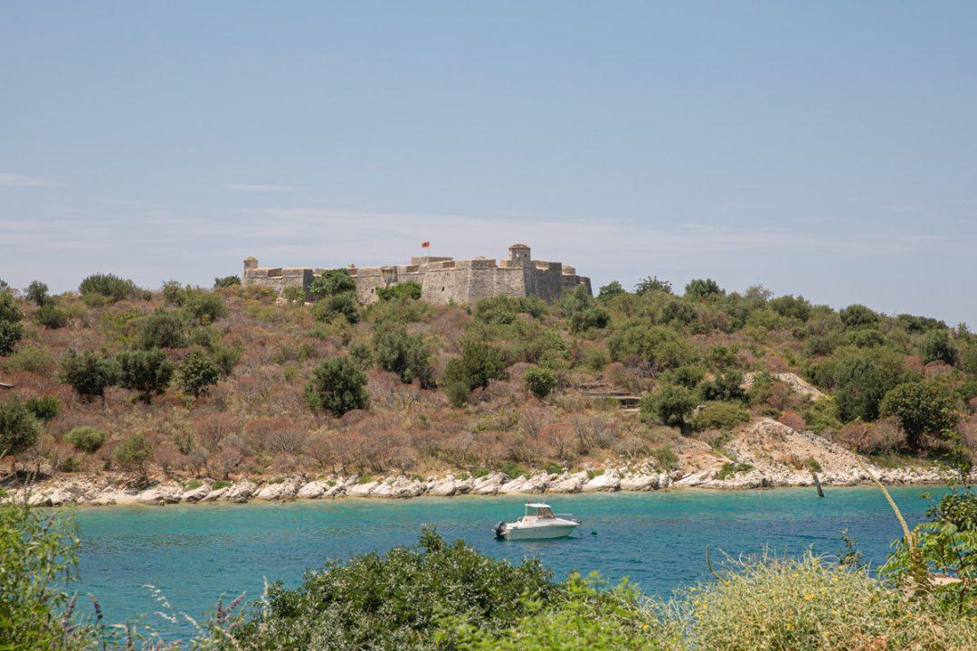 Citadelle de Porto Palermo, Albanie