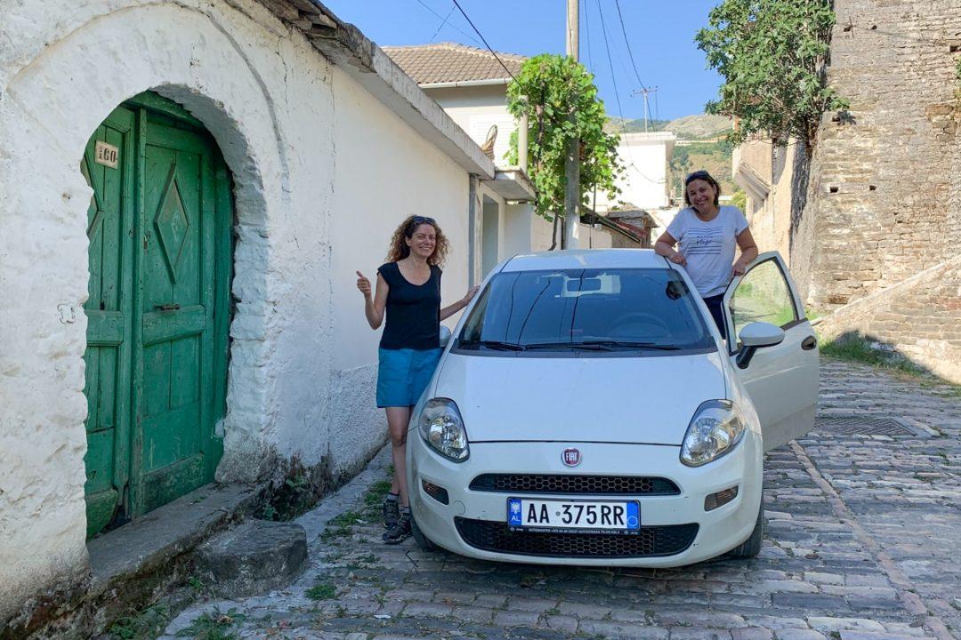 Road trip en Albanie