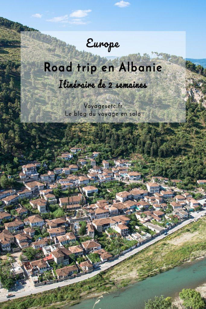 Road trip en Albanie : Itinéraire de 2 semaines entre mer et montagne #albanie