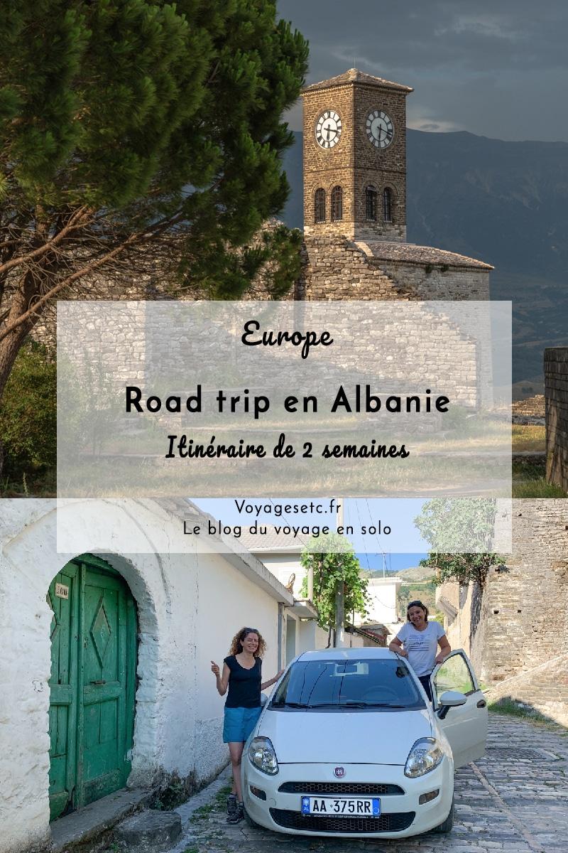 Road trip de 2 semaines en Albanie : itinéraire et conseils pratiques
