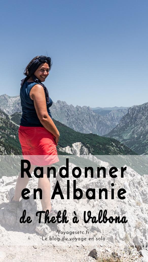 3 jours dans les Alpes albanaises : une belle rencontre, une randonnée et un ferry