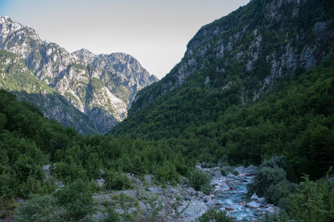 Le parc national de Theth en Albanie, le paradis des randonneurs