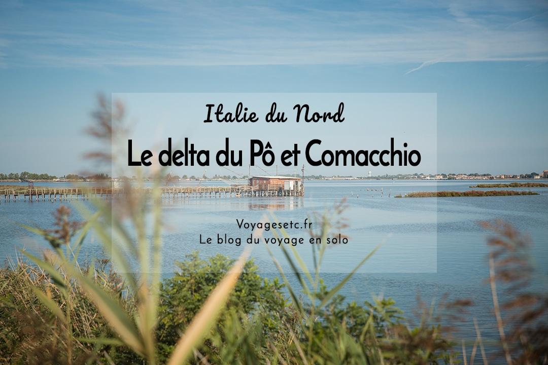 Que faire dans le delta du Pô en Italie du nord ? Après une visite de la jolie ville de pêcheurs Comacchio, je vous emmène à pied, à cheval, en vélo ou en bateau dans des petites escapades entre terre et mer #inemiliaromagna