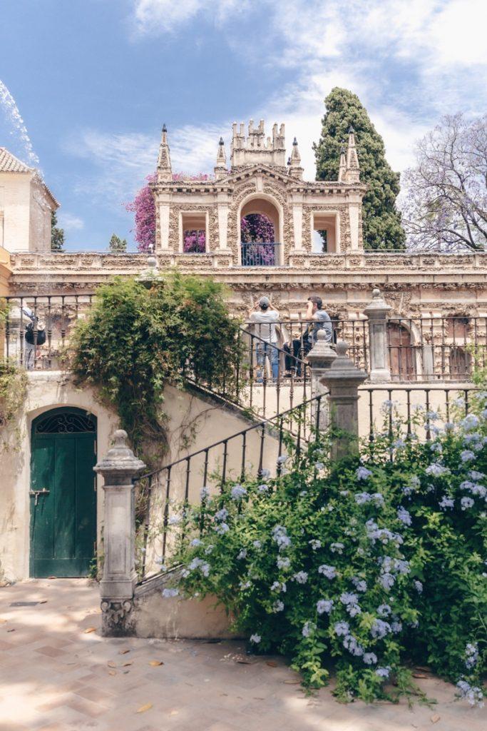 Real Alcazar, Séville