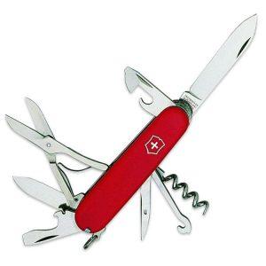 Couteau suisse, l'indispensable en voyage ou en camping
