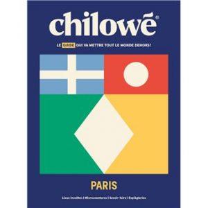 Vivre des micro aventures autour de Paris, c'est ce que vous propose le guide édité par Chilowé