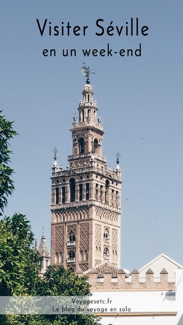 Visiter Séville et se laisser charmer par la belle andalouse