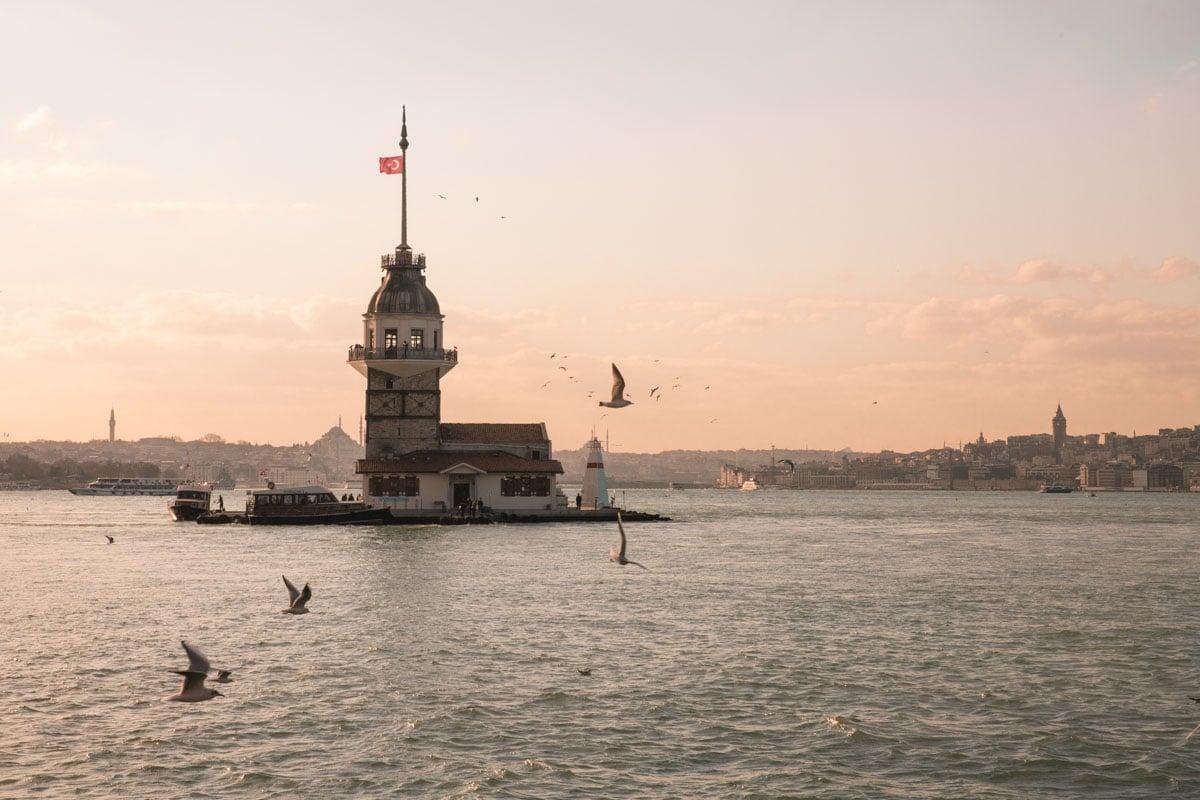 Partir en week-end à Istanbul depuis Nantes
