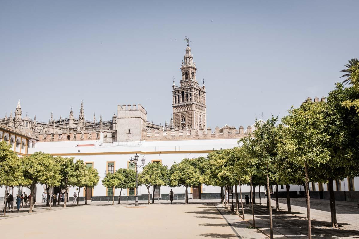 Partir en vacances à Séville en Andalousie depuis Nantes