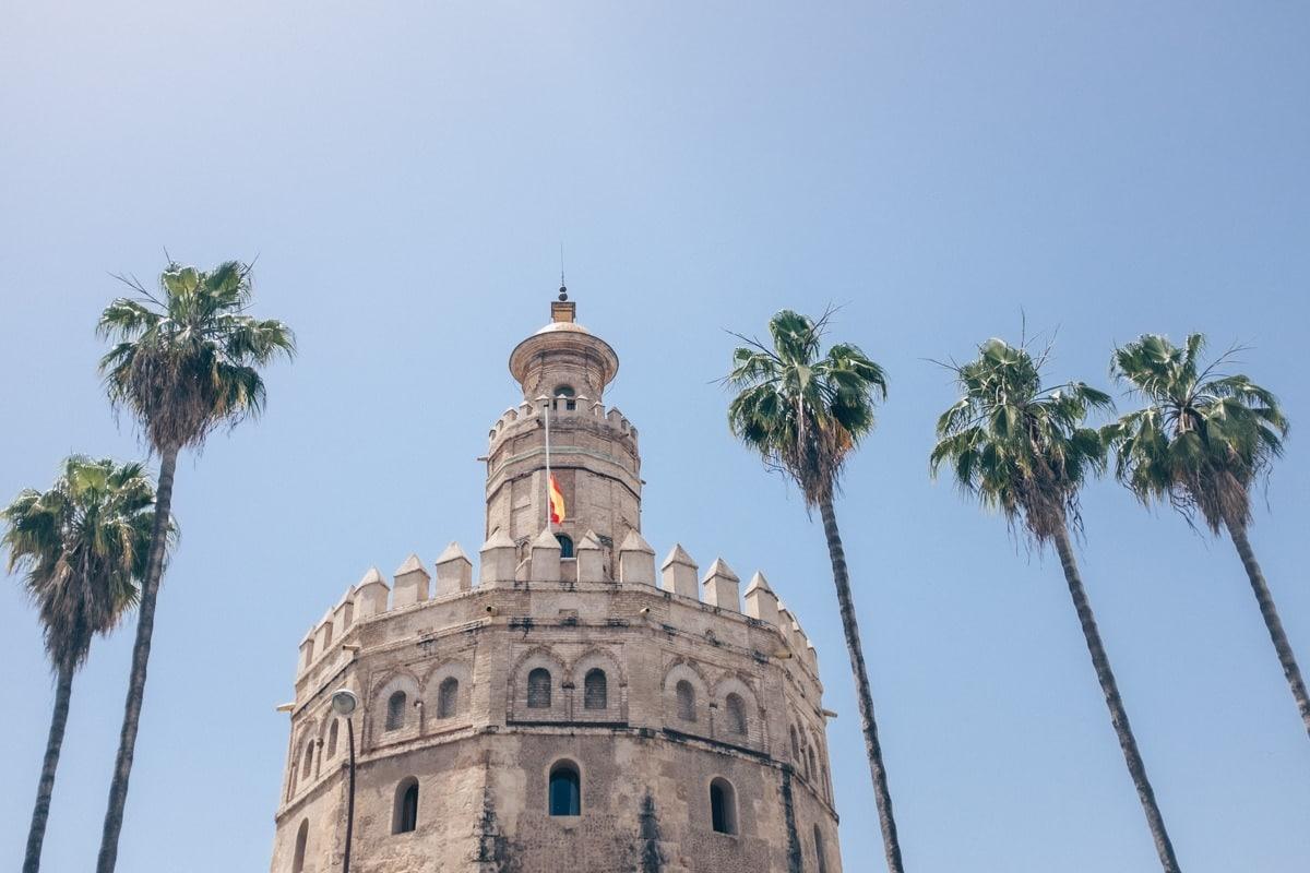 Tour de l'or, Séville