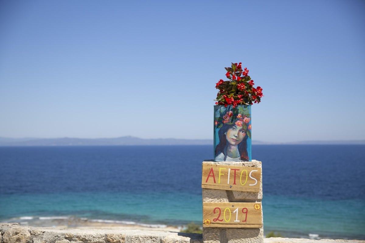 """Afitos, le village le plus """"authentique"""" de la péninsule de Kassandra en Grèce"""