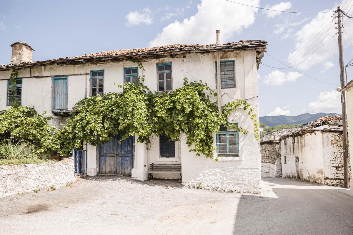 Dimario, village pomaque situé aux portes de la Bulgarie en Grèce continentale