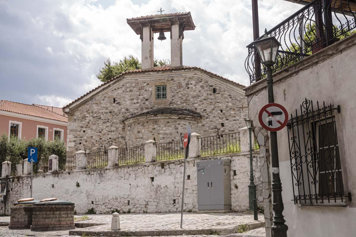 Eglise au coeur de la vieille ville de Xanthi, Grèce