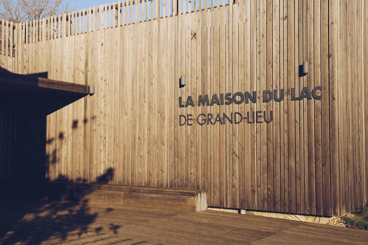 La maison du lac de Grand Lieu, un joli écrin naturel pour en apprendre plus sur l'écosystème de cette réserve naturelle