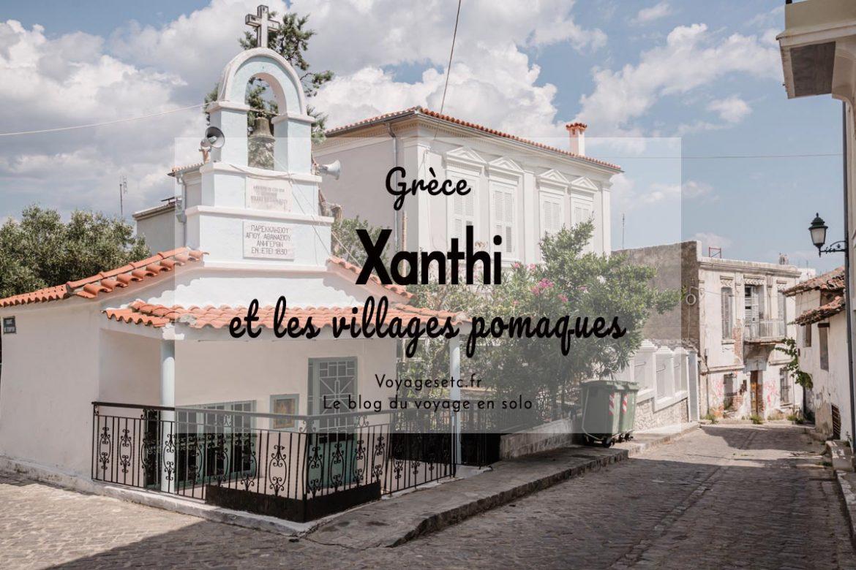 Xanthi et les villages pomaques se situent en Macédoine orientale-et-Thrace en Grèce continentale. C'est un voyage hors du temps qui attend les visiteurs qui osent s'aventurer dans le massif des Rhodopes #grèce