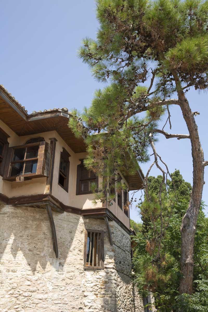 Maison de Méhémet Ali à Kavala en Grèce