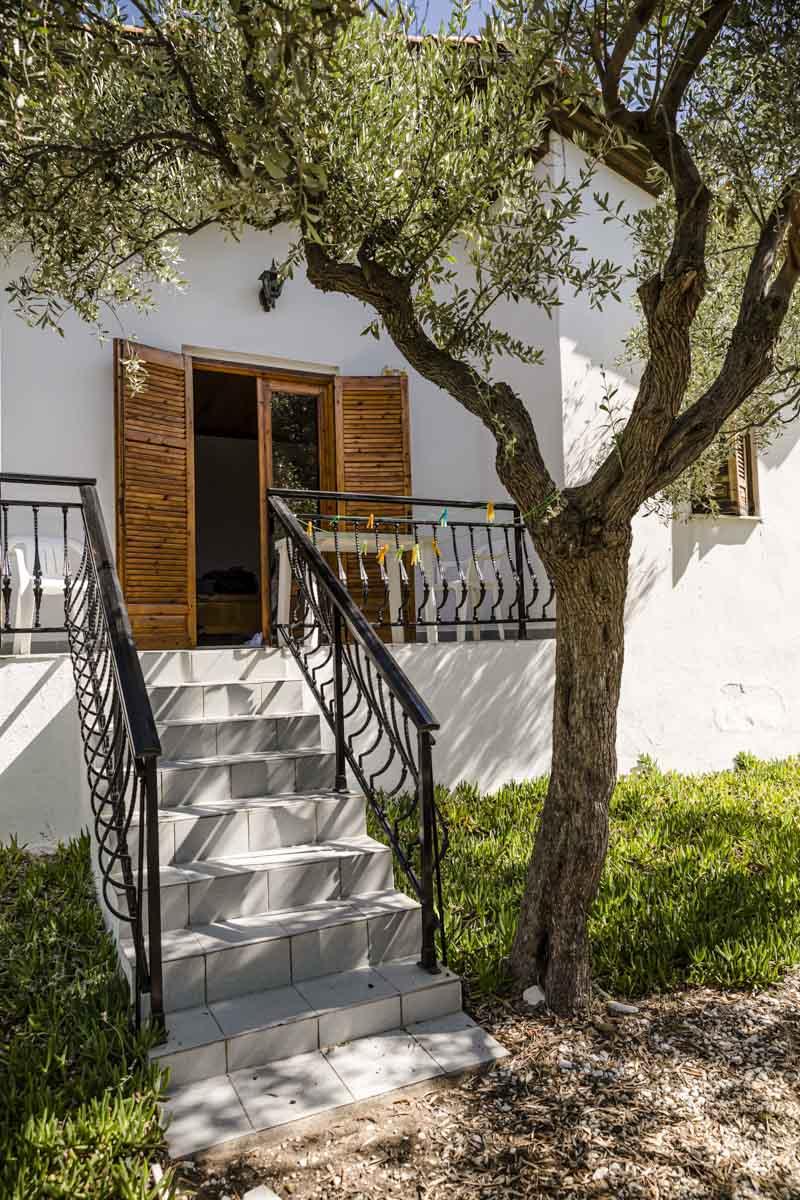 Bungalow du Villagio scorpio bungalow à Thassos en Grèce