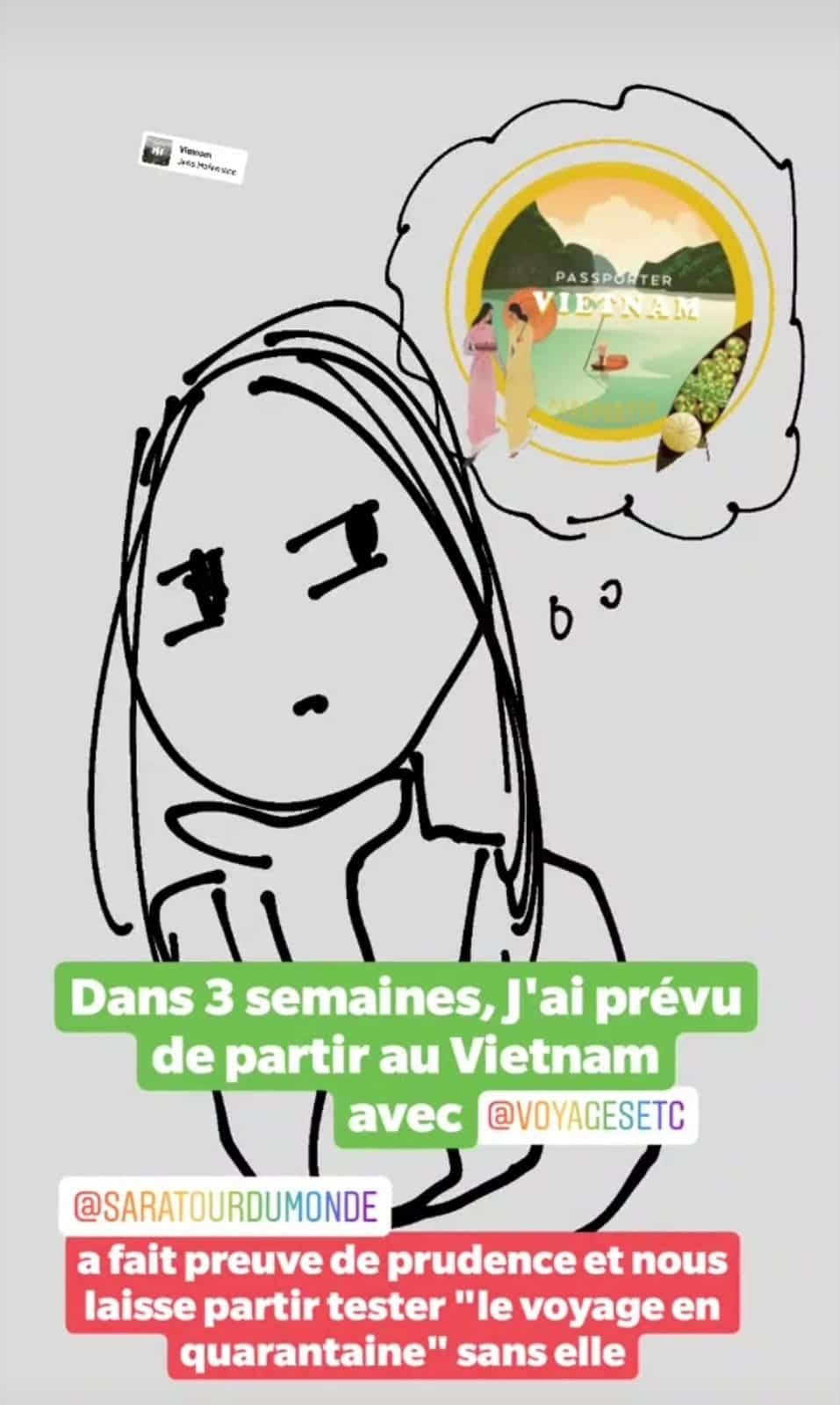 Partir ou pas au Vietnam à l'heure du Covid-19 ?