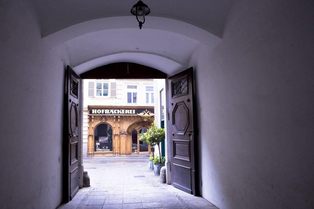 la boulangerie impériale Hofbäckerei Edegger Tax a ouvert en 1569 à Graz