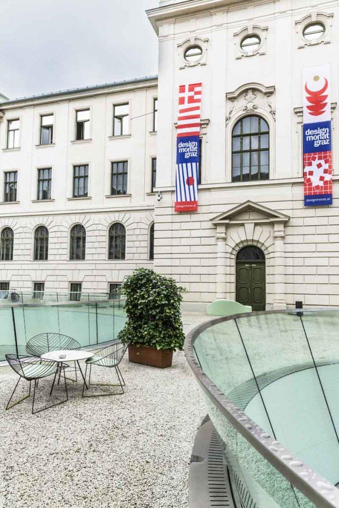 Joanneumviertel, le quartier des musées à Graz