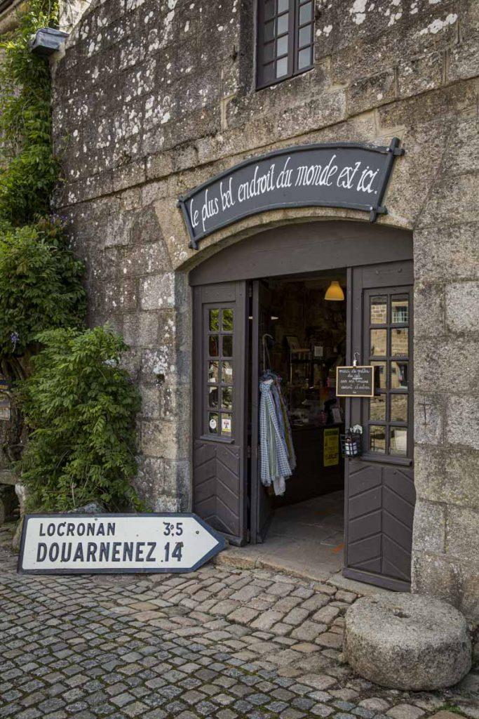 Le plus bel endroit du monde se trouve à Locronan dans le sud du Finistère