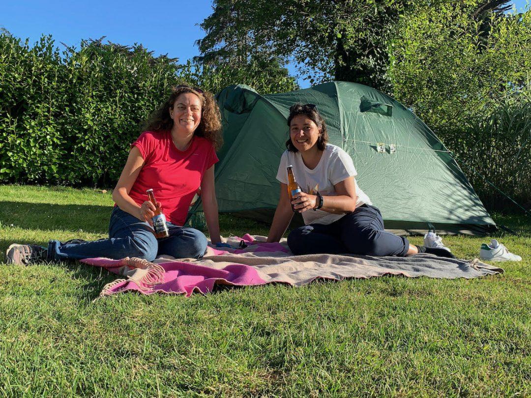 Une semaine de camping dans le sud du Finistère avec Sarah (leblogdesarah.com)