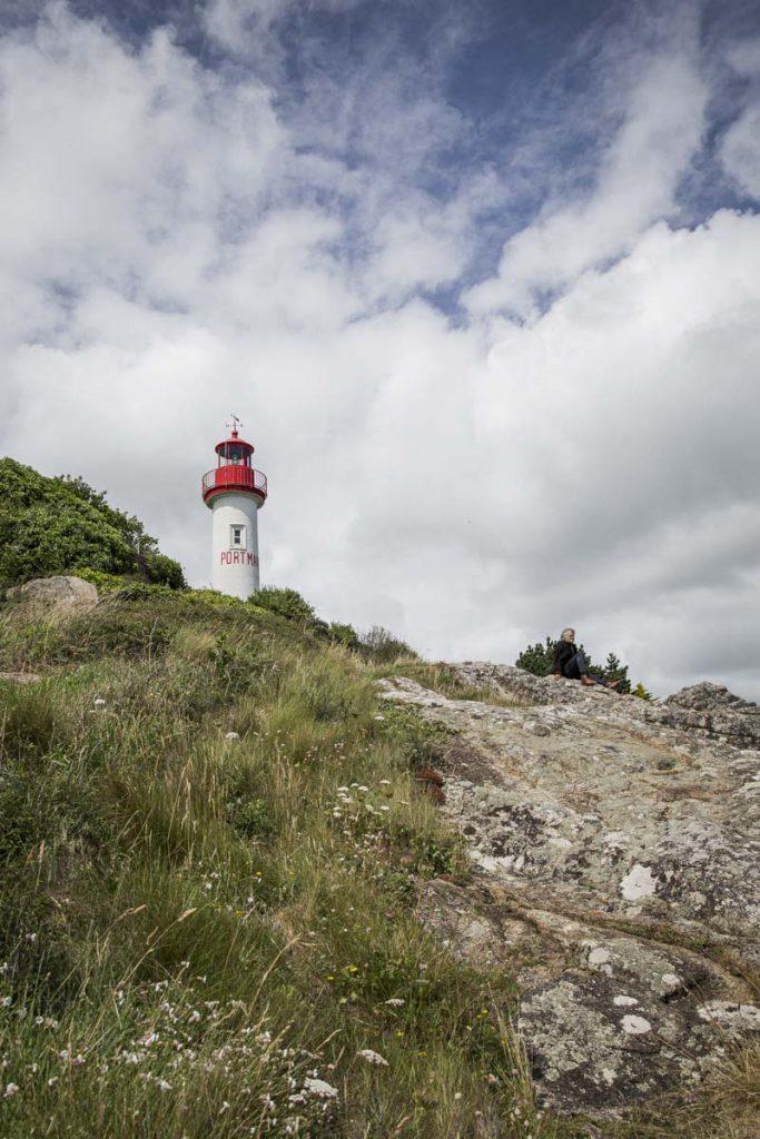 Le phare de Port Manec'h