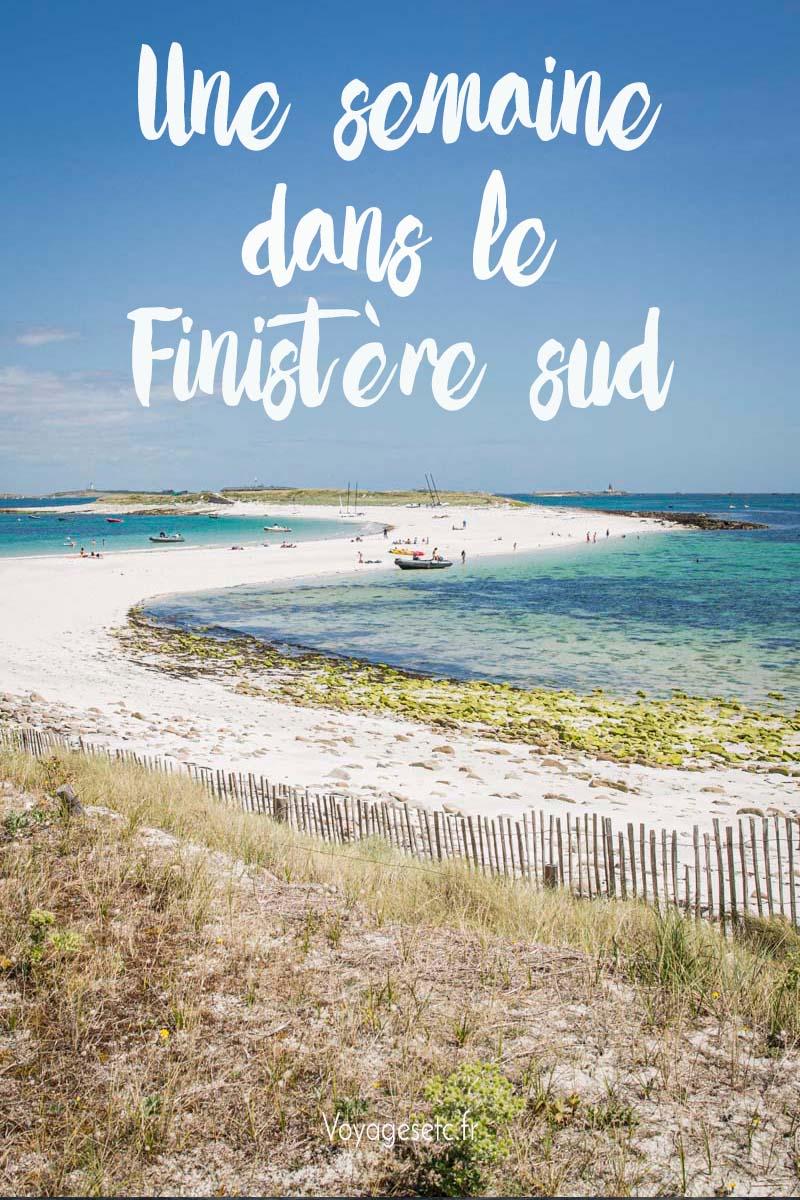 Une semaine dans le Finistère sud : récit, itinéraire & conseils pratiques