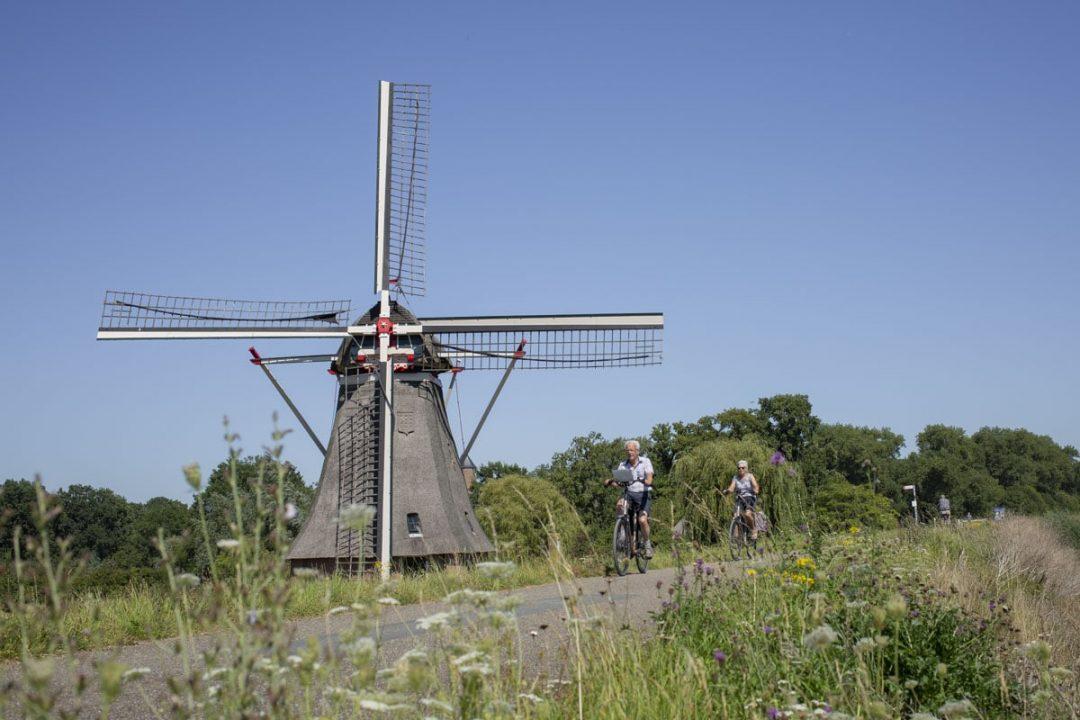 Moulin à vent, Pays-Bas