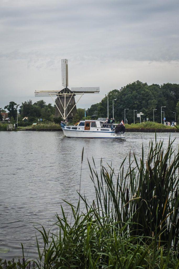 Moulin sur la rivière Bullewijk
