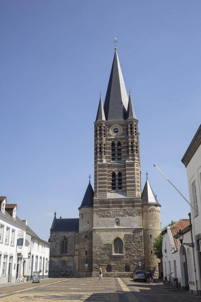 L'abbatiale de Thorn, Pays-Bas