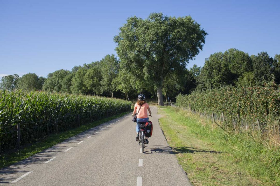 Traverser les Pays-bas à vélo