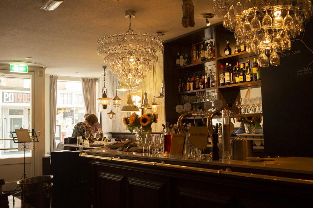 Le Bouchon d'en face, une belle adresse française à Maastricht