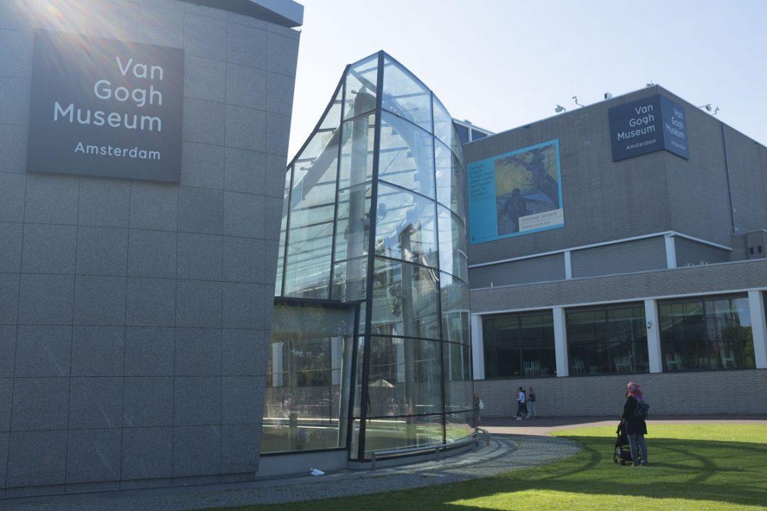 Musée Van Gogh à Amsterdam