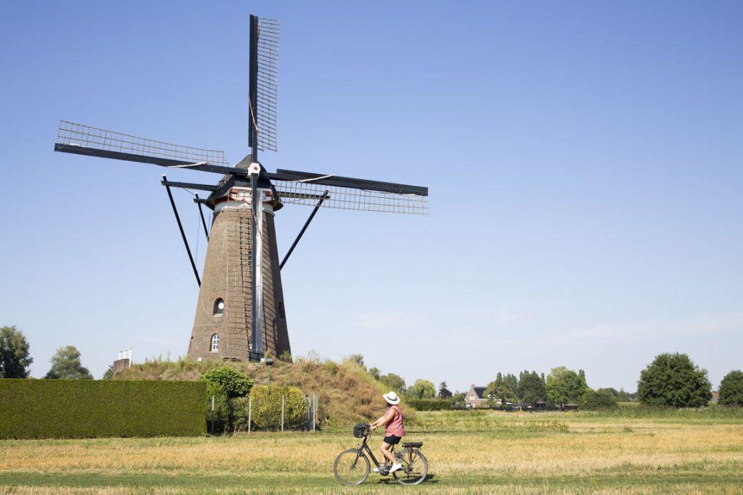 Voyager à vélo aux Pays-Bas