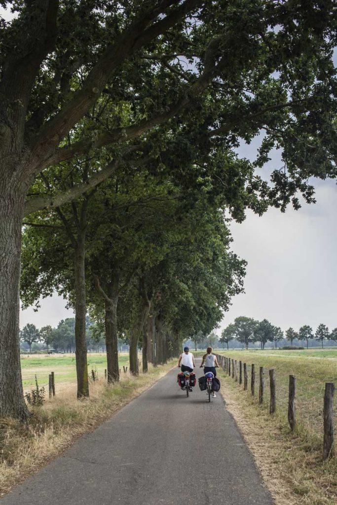 Cyclotourisme aux Pays-Bas