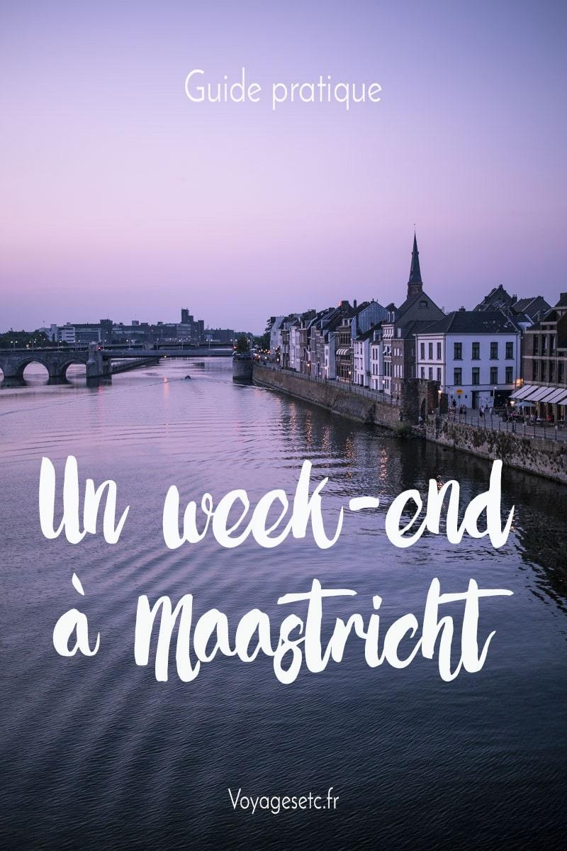 Visiter Maastricht en 2 jours : mes incontournables & bonnes adresses