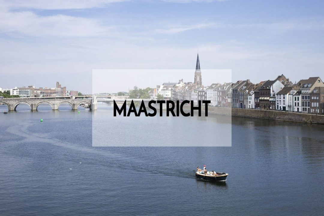 City Guide Maastricht