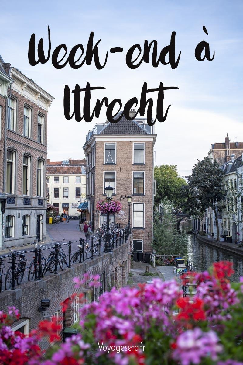 Une journée à Utrecht : mes incontournables & bonnes adresses