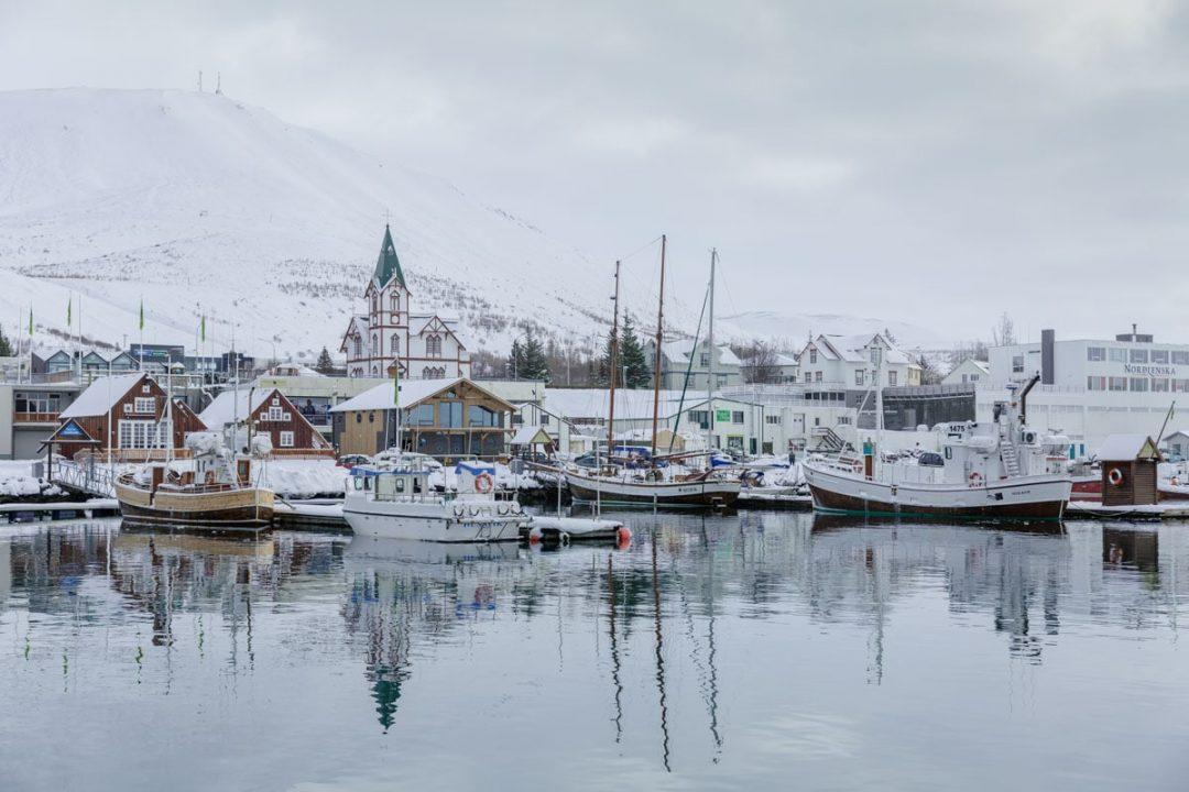 Húsavík, capitale islandaise de l'observation des baleines