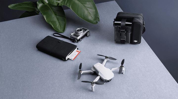 Nouveau drone Dji mini