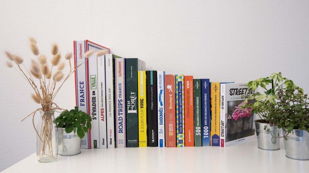 16 livres pour inspirer vos vacances et week-ends en France