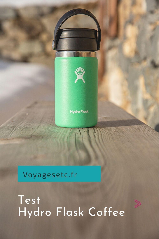 Test de l\'Hydro Flask Coffee, le mug de voyage isotherme