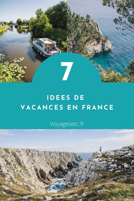 8 idées de vacances en France au printemps
