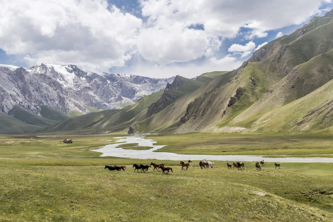 Photo du Kirghizistan