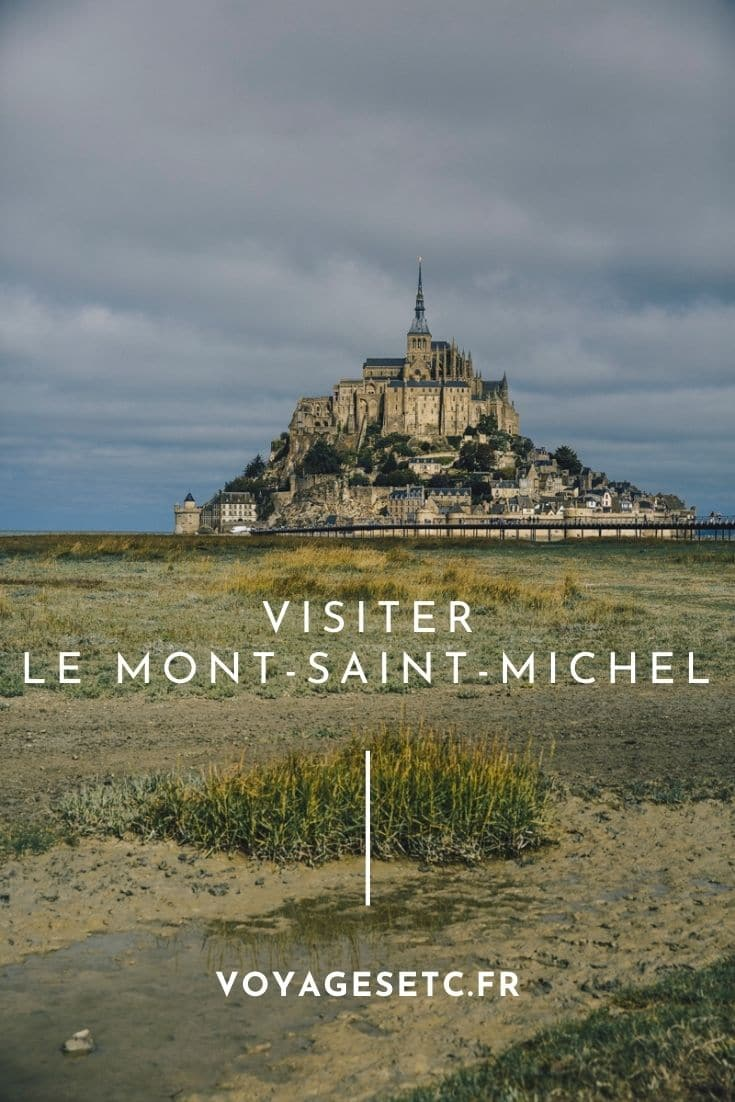 Le Mont-Saint-Michel, le plus bel endroit de France !