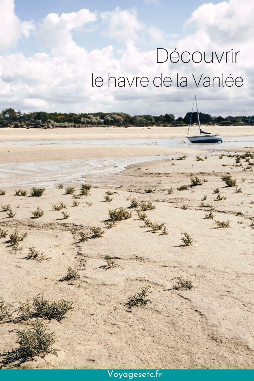 Le havre de la Vanlée, un bout du monde entre dunes et prés salés