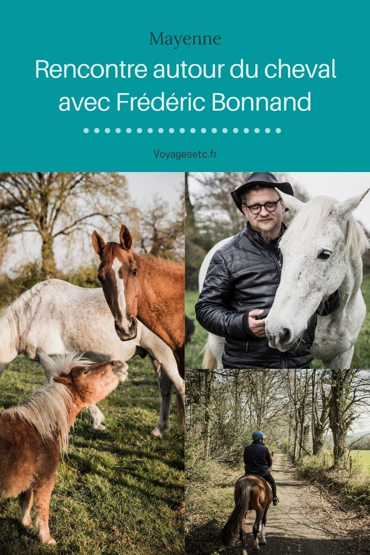 Week-end insolite en Mayenne : rencontre avec Frédéric Bonnand autour du cheval et de la botanique