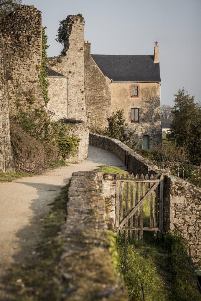 Le ravelin de Sainte-Suzanne