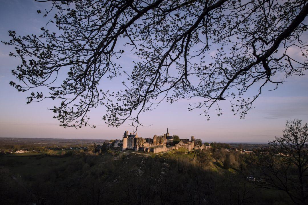 Sainte-Suzanne, l'un des plus beaux villages de France